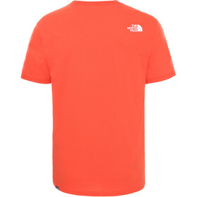 The North Face Easy Camiseta Manga Corta Hombre, flare